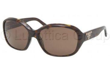 648b4ed13b92 release date prada sunglasses pr10ms 2au8c1 5916 havana frame brown lenses  59mm lens diameter 98341 a5620
