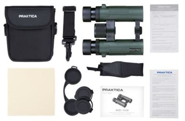 13-Praktica Pioneer 10x26 Binoculars