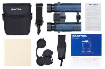 14-Praktica Pioneer 10x26 Binoculars