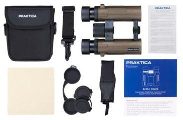 15-Praktica Pioneer 10x26 Binoculars