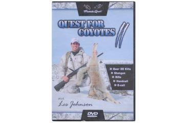 Predator Quest Quest for Coyotes II DVD LJ-1342QCII