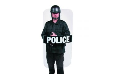 Premier Crown - 6100 Full Length Riot Shield