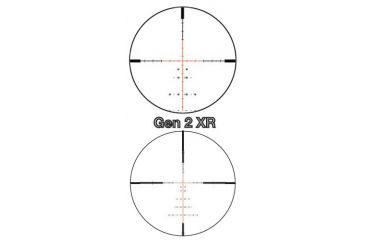 Premier Reticles Heritage Scopes - Gen 2 XR Mil-Dot Reticle