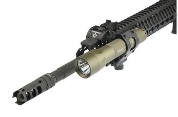 9-Primary Arms Compact Weapon Light 700 Lumens GENII