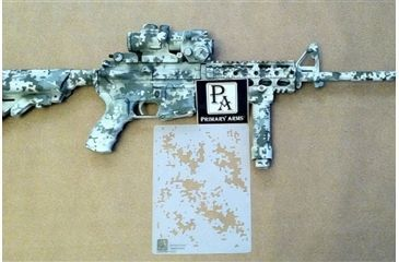 2-Primary Arms Digital Camouflage Stencil