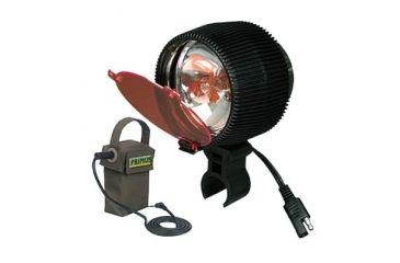 Primos 62364 Yard Varmint Light Kits 6 Volt Rechargeable Black