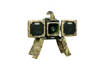 Primos Alpha Dogg Electronic Game Call With Remote Trail