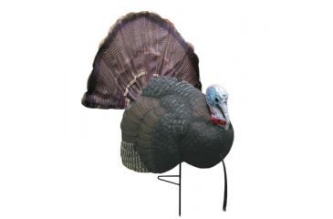 Primos B-Mobile Turkey Decoy With Carrying Bag and Instructional DVD 69041