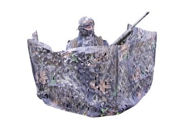 Primos Stake Out Ground Blind With Carrying Case 12 Feet By 27 Inches New Mossy Oak Break Up Camouflage