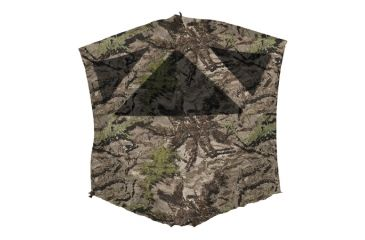 1-Primos The Club Ground Blind Ground Swat Grey Camouflage 65100P