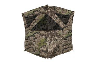 Primos The Club XL Ground Blind Ground Swat Grey Camouflage