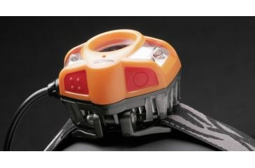 Princeton Tec Apex Extreme Headlamp, Orange, 275 Lumens APXL-EXT-OR