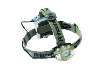 Princeton Tec Apex Headlamp, Olive Drab Green, 260 lm, w/White LEDs, NO APXL-OD
