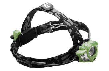 Princeton Tec Apex Pro Waterproof 130 Lumens LED Headlamp, Olive Drab APXC-PRO-OD