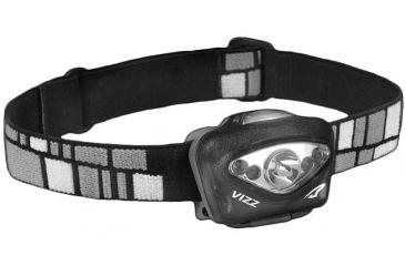 Princeton Tec Vizz Headlamp, Black VIZZ-BK