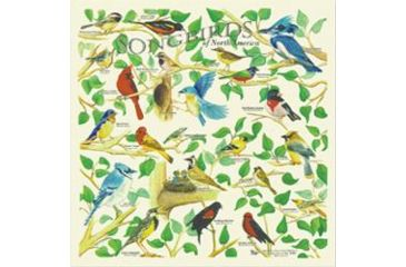 Printed Image National Park-Nature Collection Bandana, Songbirds 511529