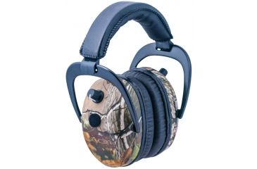 Pro Ears Pro 300 Wind Abatement Hearing Protection NRR 26dB Headset, Real Tree Camo