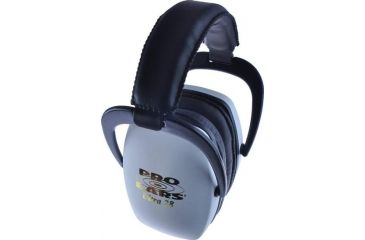 Pro-Ears Ultra Passive 28 Shooting Hearing Protection Headset White