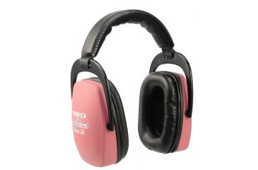 Pro ears Ultra Passive 28 Pink Shooting and Hearing Protection Headsets PE-28-U-G-PINK