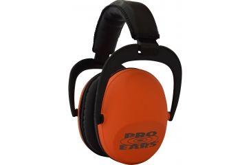Pro-Ears Ultra Sleek Headset, Orange PEUSO