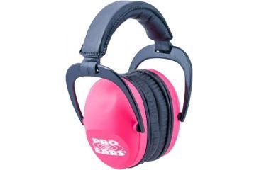 Pro-Ears Ultra Sleek Headset, Pink PE-US-P
