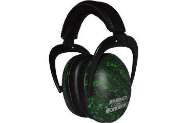 Pro-Ears Ultra Sleek Headset, Zombie PEUSZOM