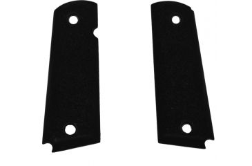 Pro Mag 1912 Grip Panels, Palm Swell-Black Polymer 111469