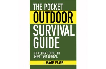 ProForce The Pocket Outdoor Survival Guide PF44280