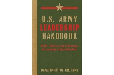 ProForce U.S. Army Leadership Handbook PF44480