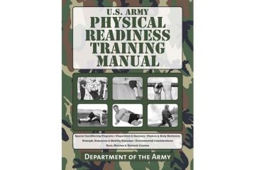 ProForce U.S. Army Physical Readiness Training Manual PF44430