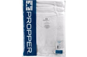 Propper 3 Pack T-Shirt  60C/40P White 3XL F53060U1003XL