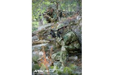 Propper ACU Coat, A-TACS FG, Size Large Long F545938381L3