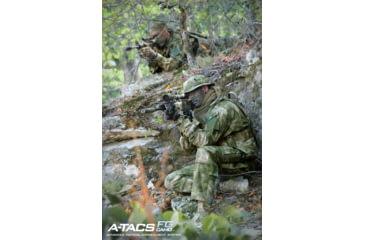 Propper ACU Coat, A-TACS FG, Size Small Short F545938381S1