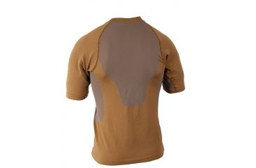 Propper Adventure Tech Level I S/S Top, 95/5 Polyester/XStatic (L), Size Size XXL, Color Coyote