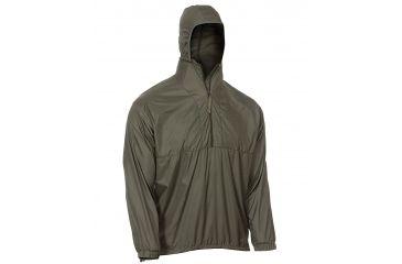 Propper Adventure Tech Level IV Windshirt, 100% Nylon, Size Size Large, Color Alpha Green
