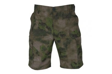 Propper BDU Cotton Ripstop Shorts w/Zip Fly, Woodland, Small