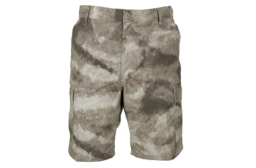 Propper Propper BDU Poly Cotton Battle Rip Shorts w/Button Fly, Extra Large, A-TACS AU F526138379XL