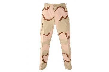 Propper BDU Trouser, 50/50 NYCO Ripstop, Choose Size Size Extra Small-Regular, Choose Color 3-Color Desert