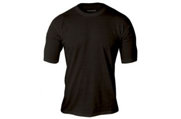 Propper Crew Neck T-Shirt 3-Pack, Black, Medium F53060U001M