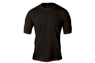 Propper Crew Neck T-Shirt 3-Pack, Black, Large F53060U001L
