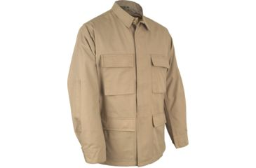 Propper Genuine Gear BDU 4-Pocket Coat F5464 Khaki
