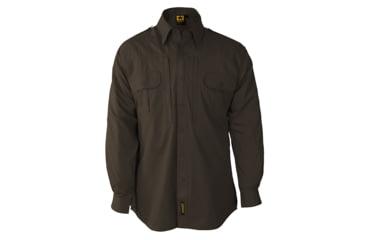 Propper Propper Lightweight Tactical Shirt w/ Long Sleeves, Sheriff Brown, Size 4XL Regular F5312502004XL2