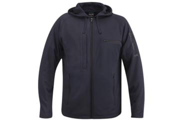 Propper Mens 314 Hooded Sweatshirt Poly LAPD Navy 2XL F54900W4502XL