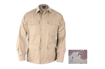 Propper Mens Genuine Gear BDU Coat 60C/40P 6 Color Desert 3XL Reg F5450252713XL2