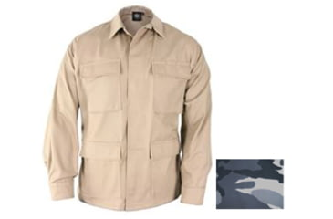 Propper Mens Genuine Gear BDU Coat 60C/40P Urban 3XL Reg F5450250633XL2