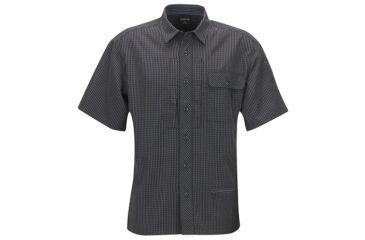 Propper Mens Independent Button Up Shirt Poly Navy Plaid 2XL F53520V4622XL