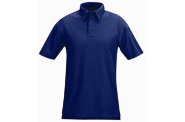 Propper Mens Short Sleeve Cotton Polo Shirt Cobalt 3XL F5323954523XL