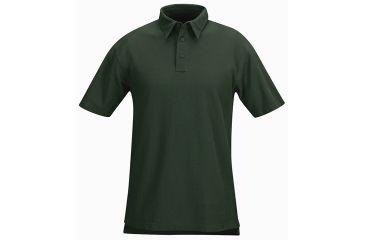 Propper Mens Short Sleeve Cotton Polo Shirt Dark Green 3XL F5323953113XL