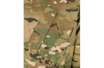 2-Propper MultiCam Combat Coat, 65/35 Poly/Cotton Battle Rip