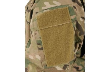 4-Propper MultiCam Combat Coat, 65/35 Poly/Cotton Battle Rip